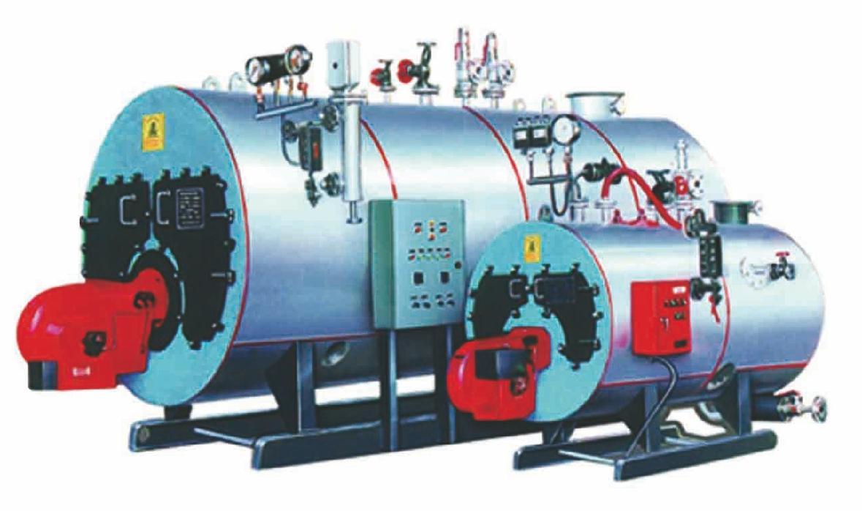 燃油(氣)蒸汽、熱水鍋爐