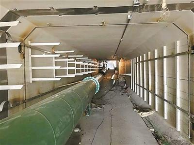 包頭地下綜合管廊