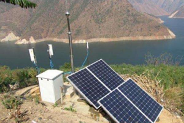 地质灾害监测太阳能供电解决方案