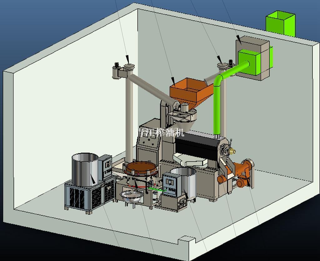 常溫壓榨環保成套設備(二)