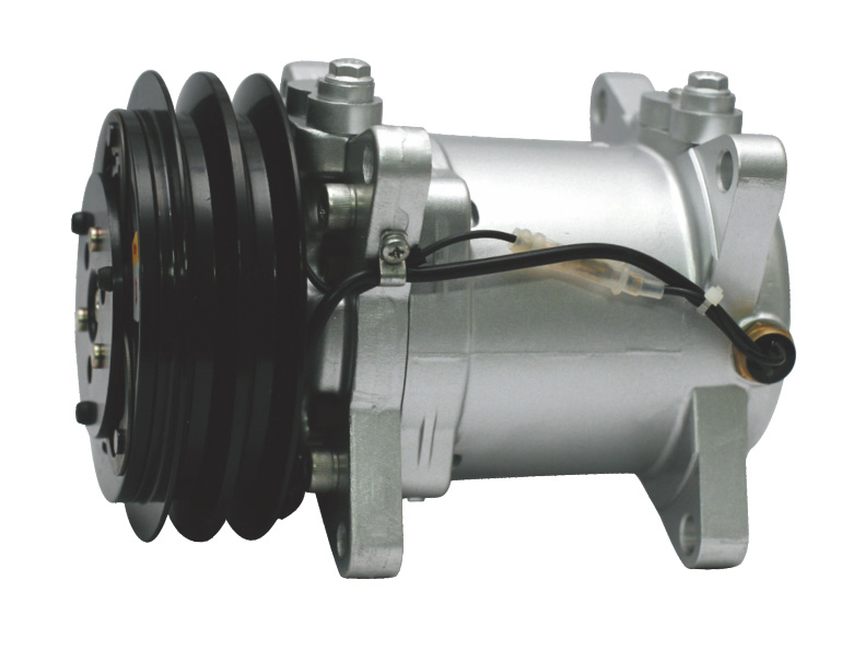 旋葉式鐵質壓縮機JSR120(D14)