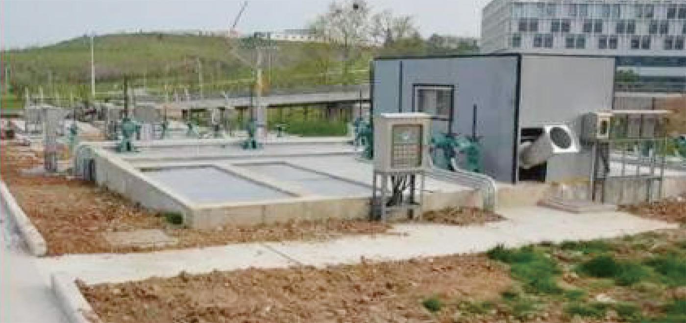 任丘市人民医院污水处理改造工程