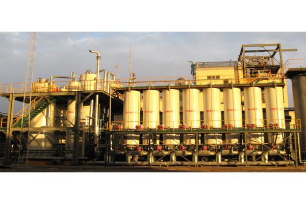 高效回收甲醇制氫新技術