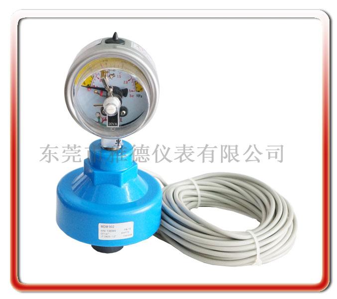 出口款隔膜式感應器電接點壓力表