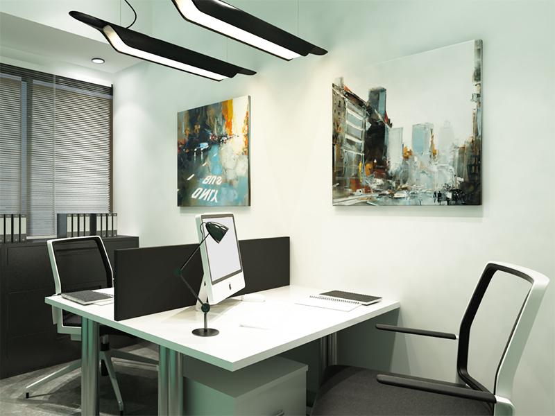 大康量子辦公室裝修設計