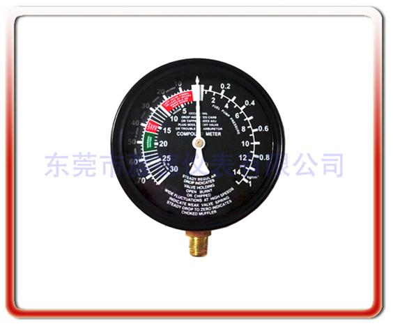 出口款發動機真空壓力測試表
