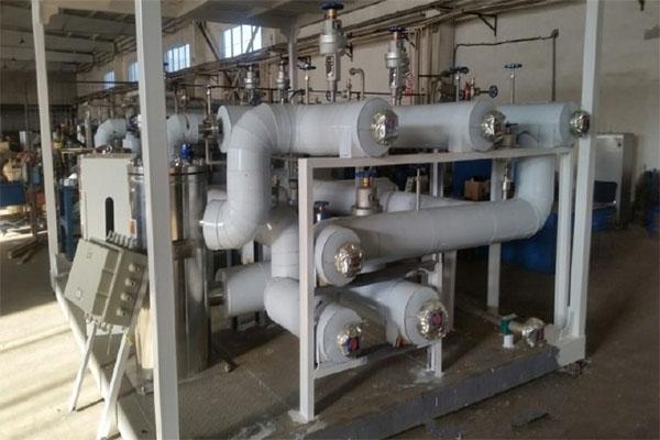 LNG潛液泵撬管道保冷