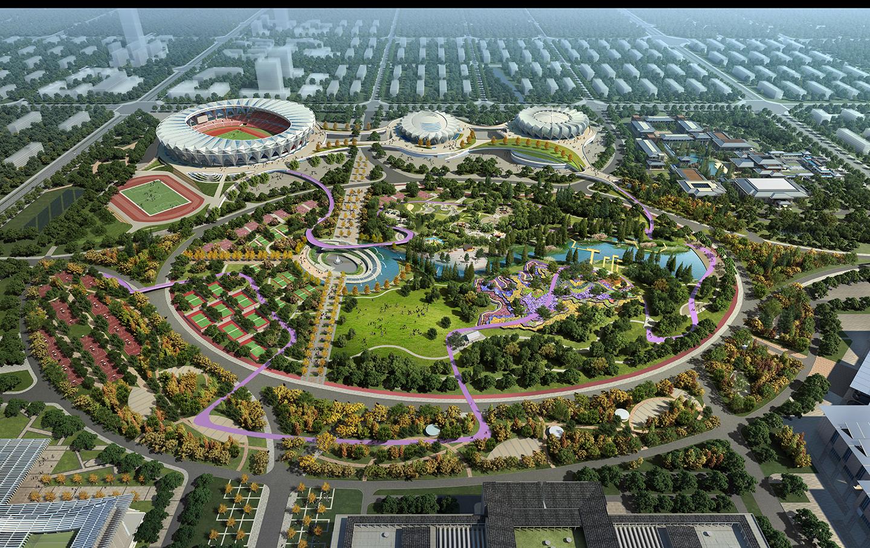 昭通中心城市文化體育公園建設項目