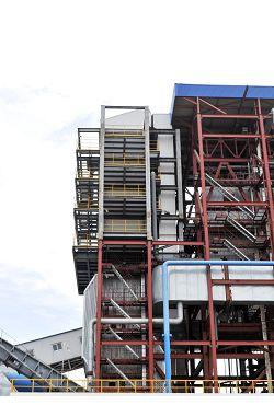 中海精細化工有限公司170t/h爐SCR脫硝裝置