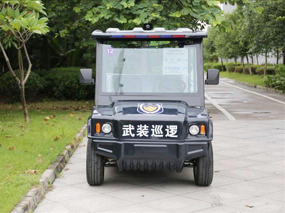 G-HM06巡逻车深蓝色