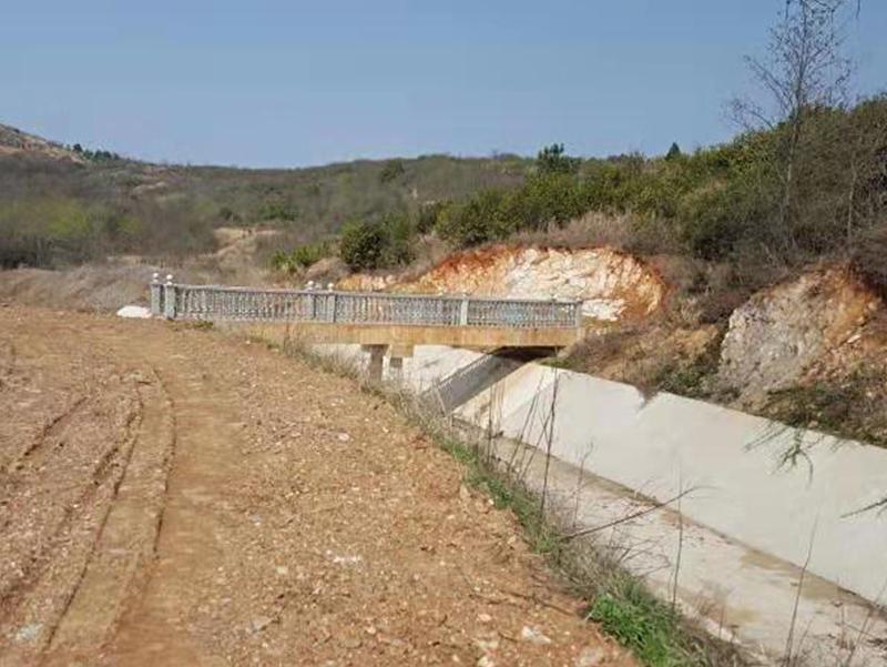農業綜合開發孝昌縣觀音巖灌區節水配套改造工程第一標段