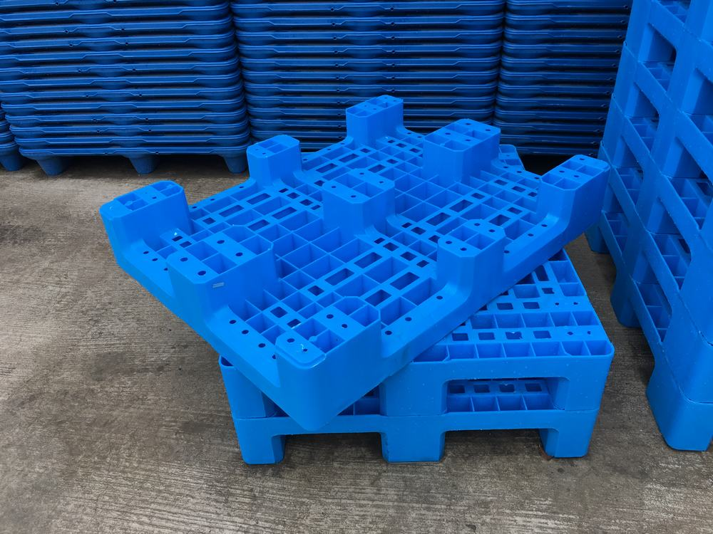 網狀九腳塑料托盤 (3)