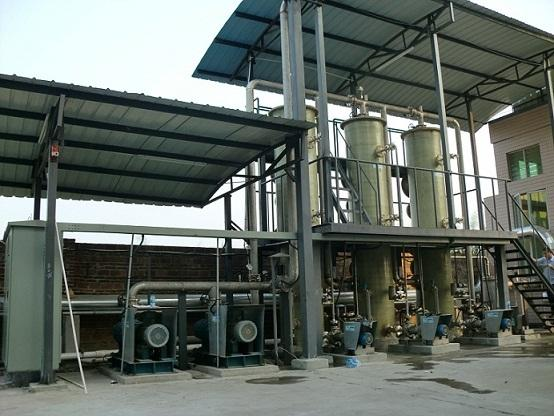 干法脫硫設備