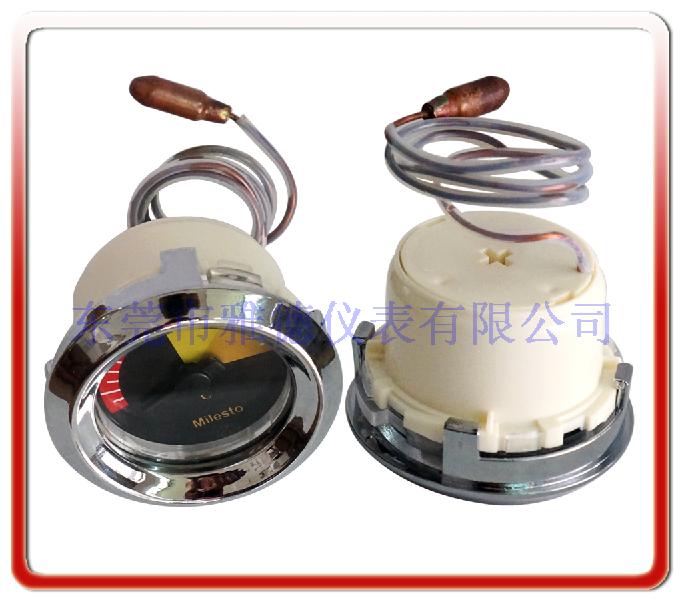 40MM軸向塑殼咖啡機毛細管溫度表