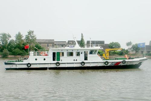 水利環保艇