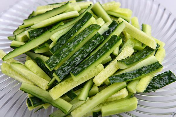 黄瓜条-菜之源净菜