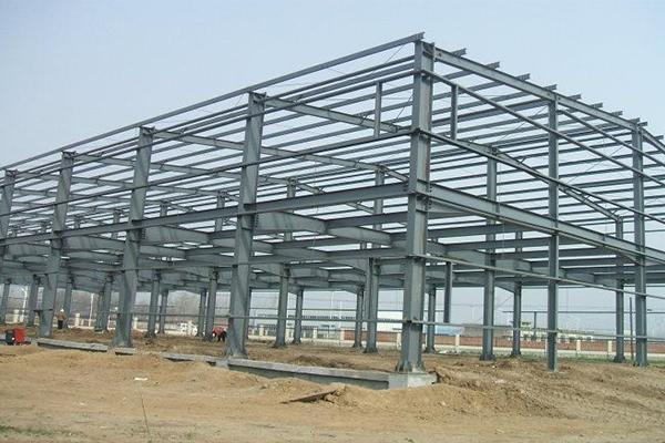 光谷-鋼構廠房