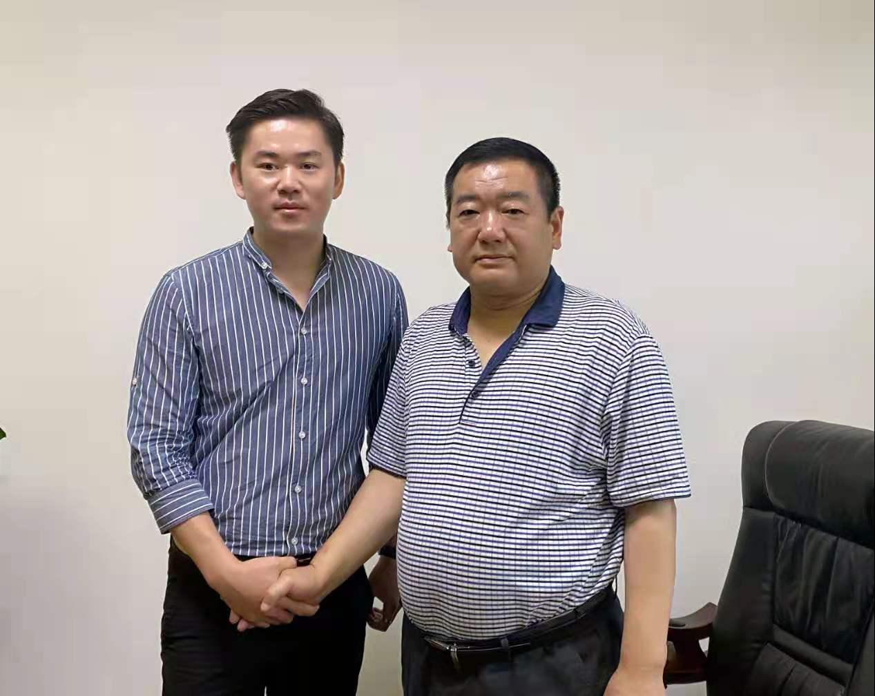 錦弘集團與深圳鶻鷹集團達成全方位戰略合作