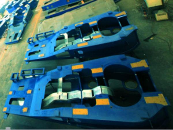 风力发电1.5MW/2MW/3MW/5MW/6MW机舱