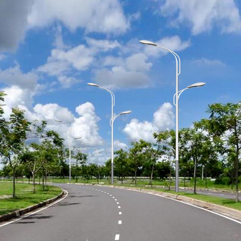 高低臂路灯(BE-GDB002)