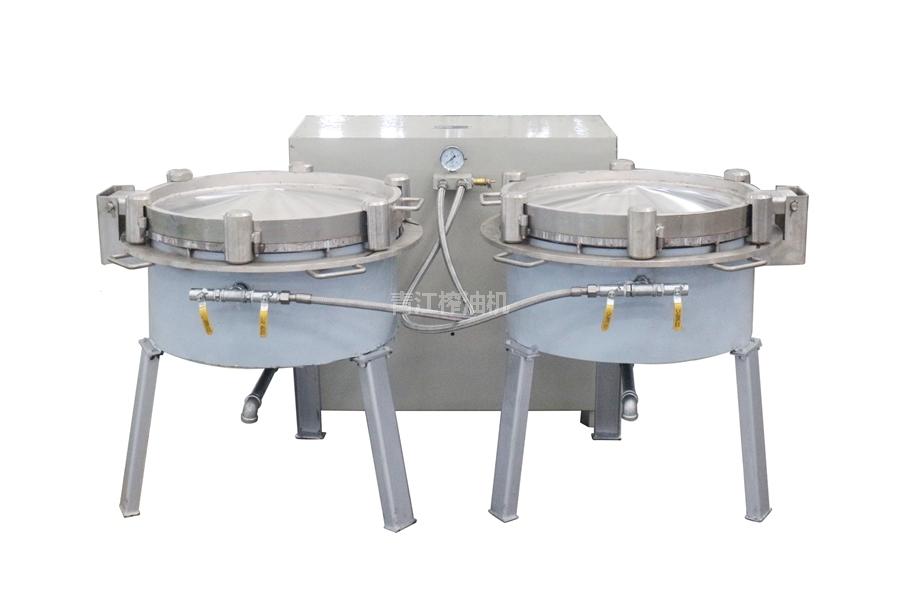 氣壓式精濾濾油機