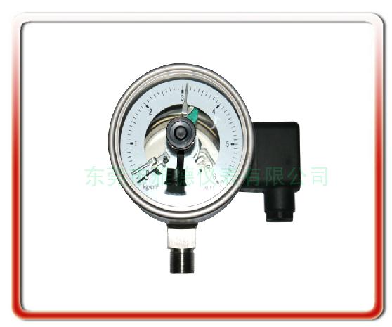 防爆感應式電接點壓力表