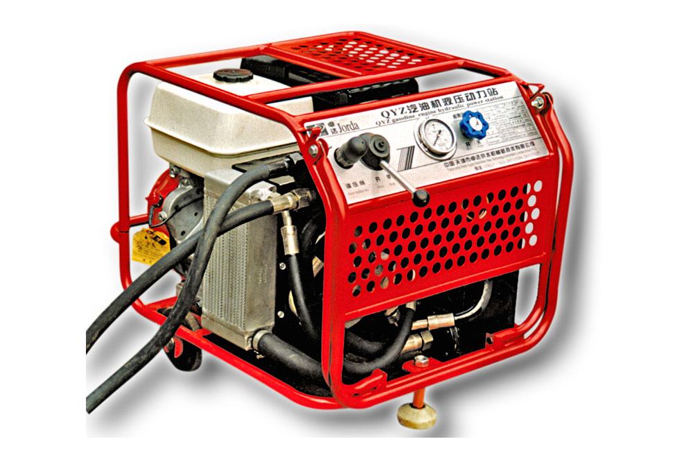QYZ-13型本田汽油機液壓泵站副本