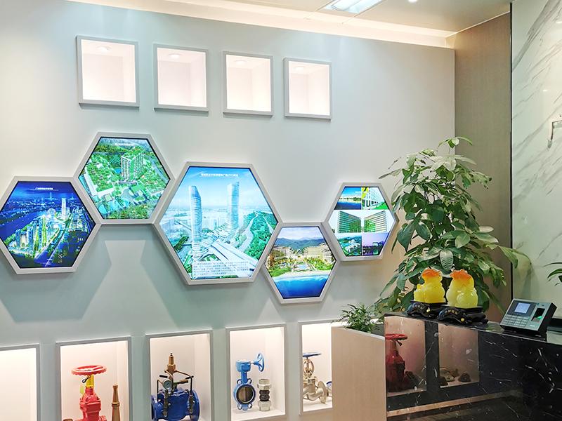 廣州新星辦公室裝修設計實景圖