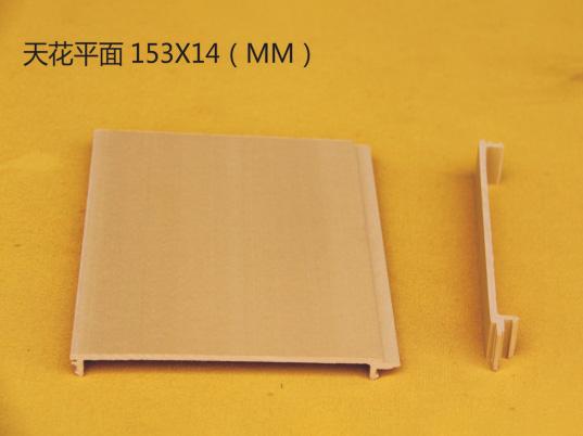 天花平面153x14(mm)