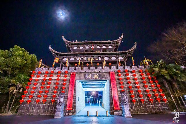 黃山徽州古城非遺文化節,欣賞精彩的非遺表演,感受徽文化的魅力
