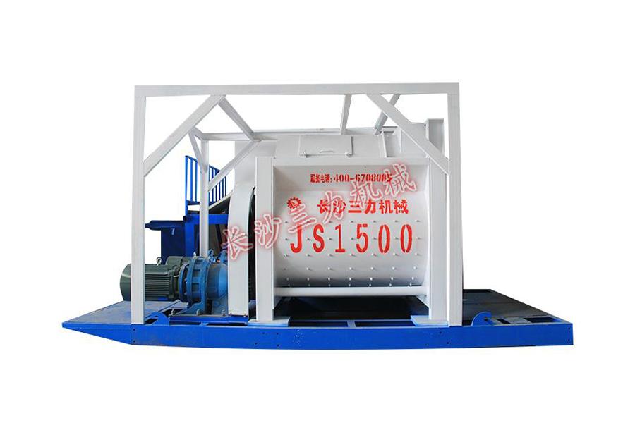 JS1500攪拌機