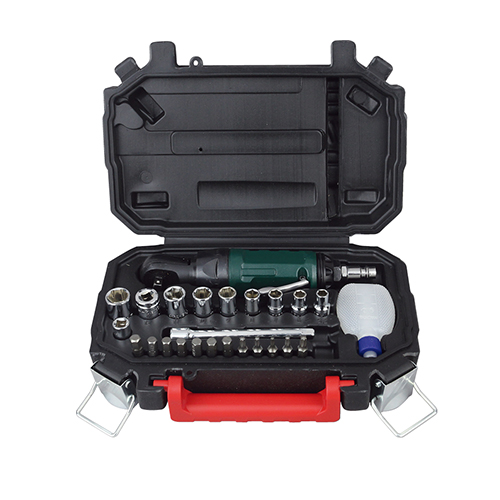 """1/4"""" AIR RATCHET WRENCH KIT"""