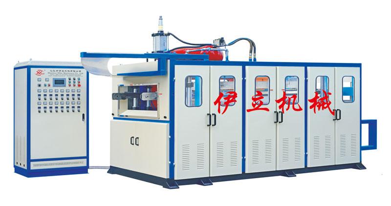 CMM720-420塑片液壓熱成型機