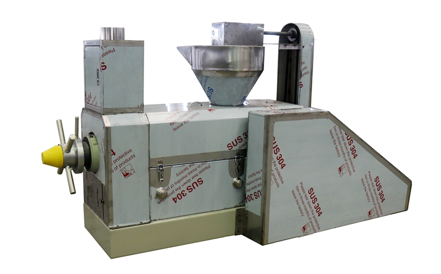 PG系列螺旋榨油機