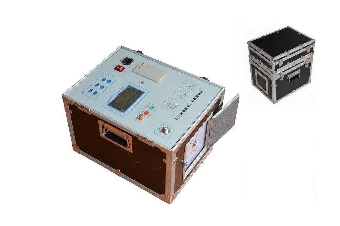 HMJS6000異頻全自動介質損耗測試儀