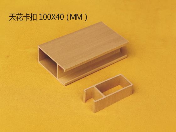 天花卡扣100x40(mm)