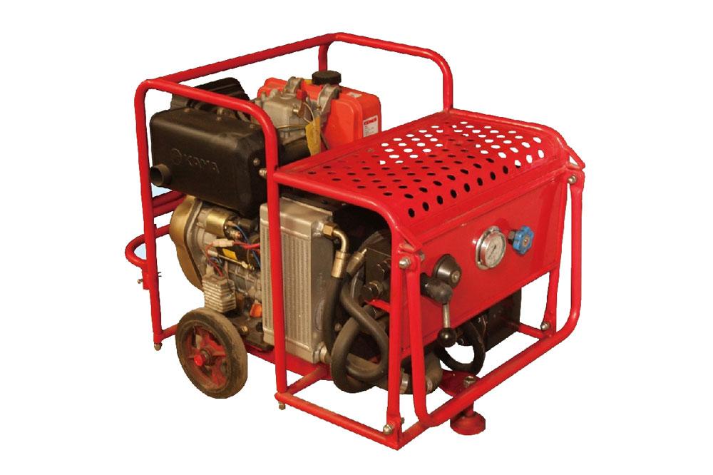 CYZ-9.0型柴油機液壓泵站