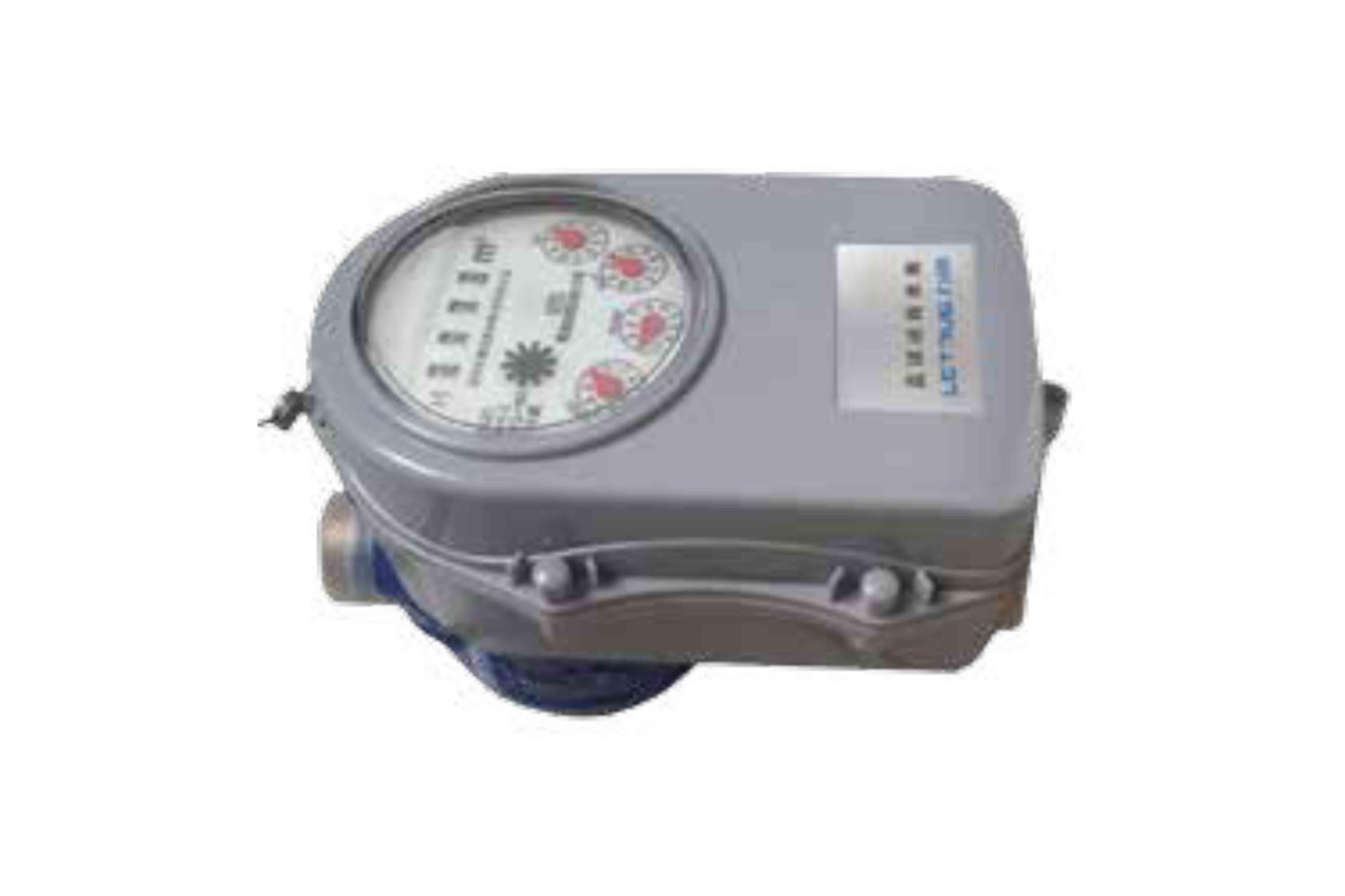 干式光電直讀遠傳閥控水表
