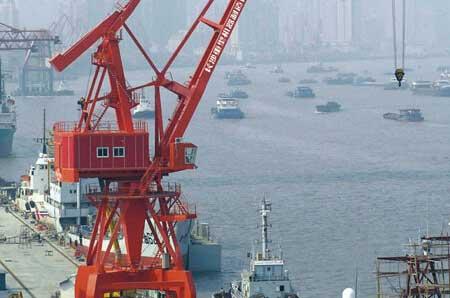 港口機械行業