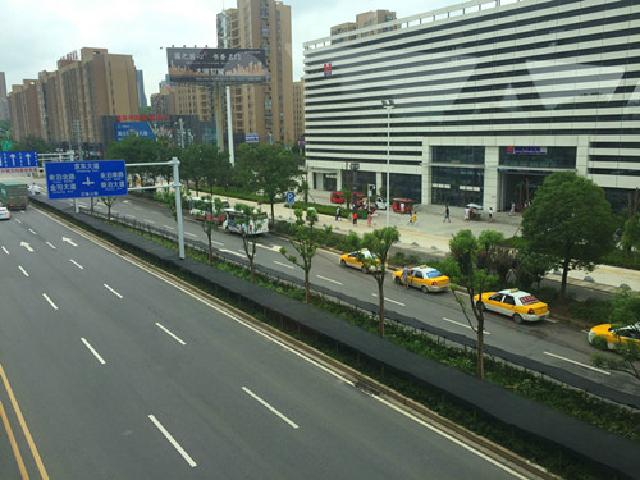 武漢市軌道交通陽邏線(21號線)道路恢復改造工程