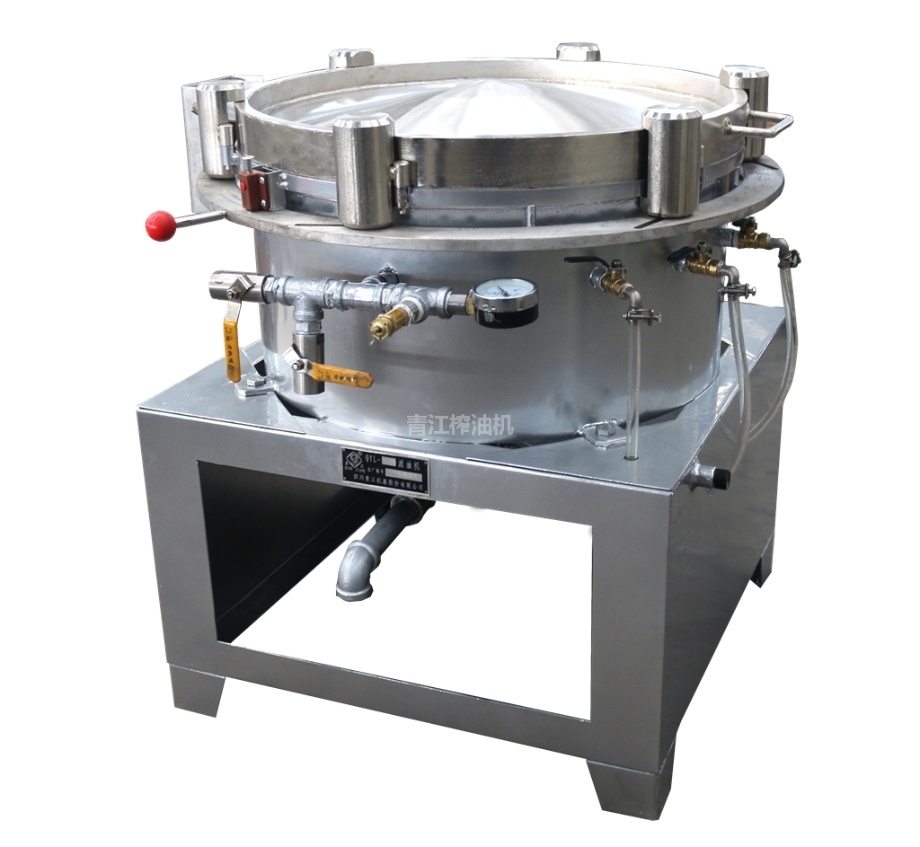 氣壓式多層精濾濾油機