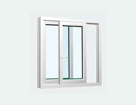 塑鋼推拉窗
