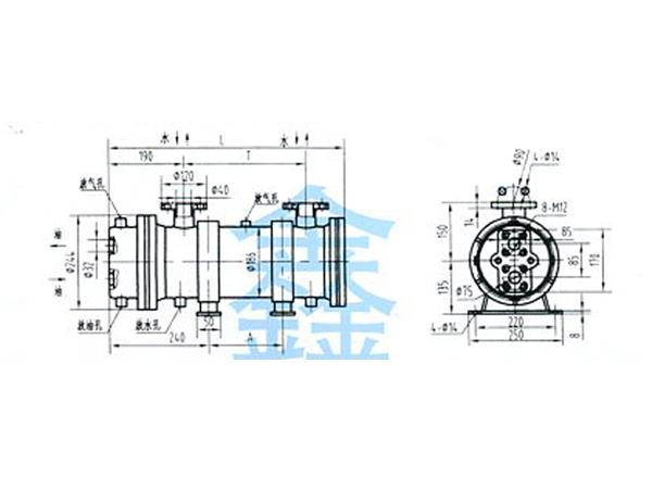 4LQF3W型冷卻器