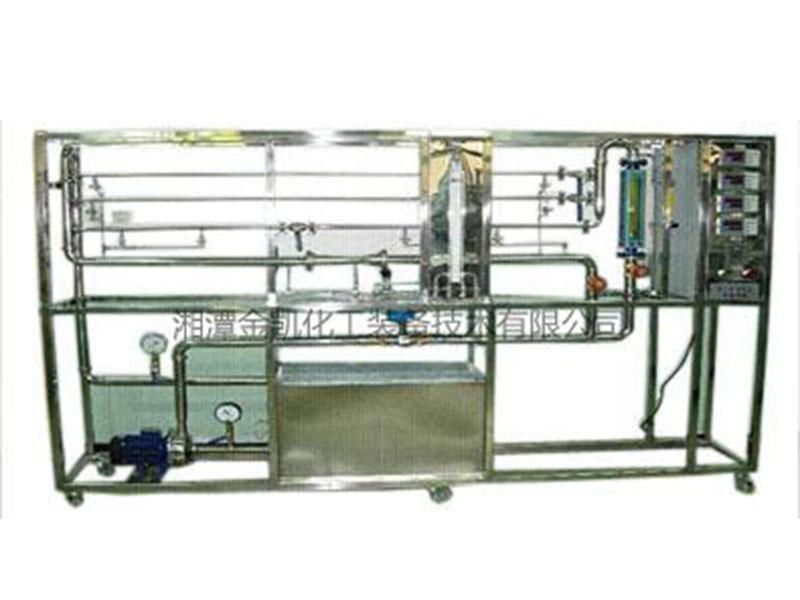 數字化流體流動阻力+離心泵特性曲線測定綜合試驗裝置