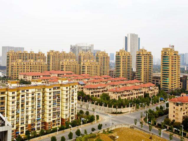 镇江申华冠城国际小区