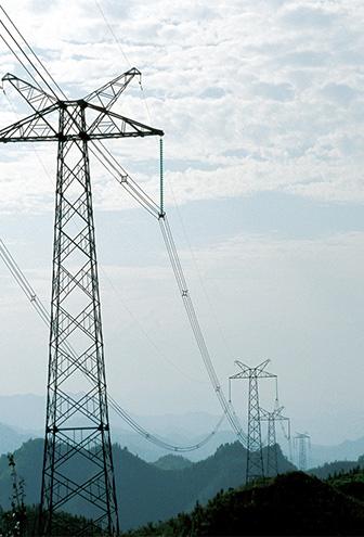 智慧输电物联网