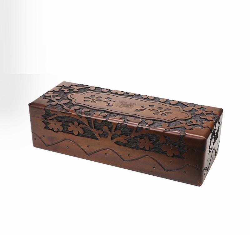 高檔木質茶葉盒