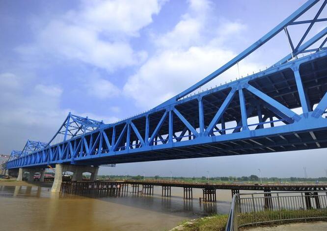石济专线黄河大桥