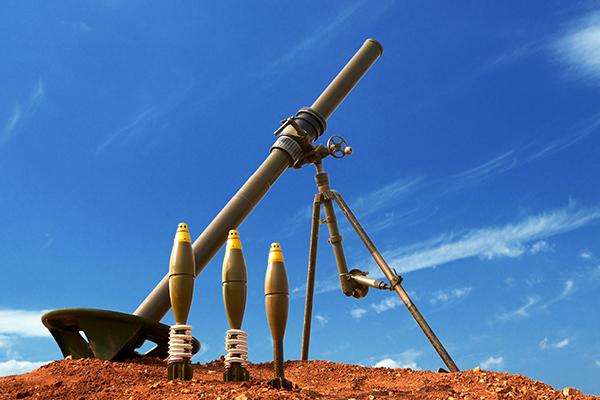 迫击炮系统