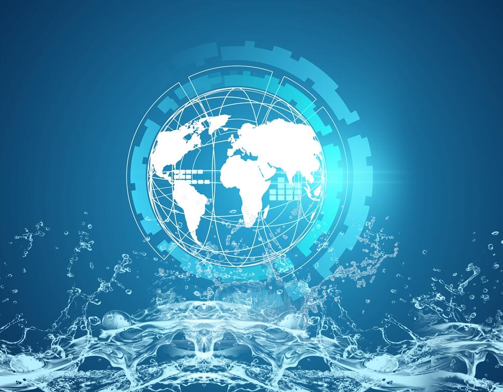 智慧水務產業鏈代表企業全景生態圖
